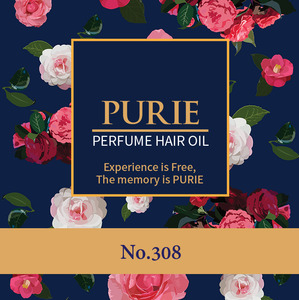 PURIE Perfume Hair Oil No.308